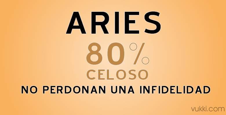 Aries - Celos según tu signo