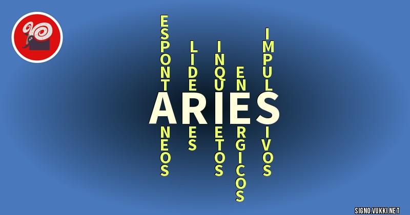 Aries - ¿Cómo eres según tu signo?