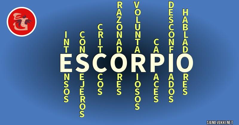 Escorpio - ¿Cómo eres según tu signo?