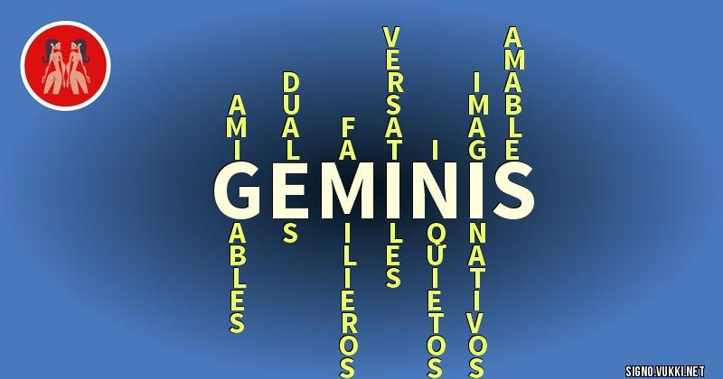 Geminis - ¿Cómo eres según tu signo?
