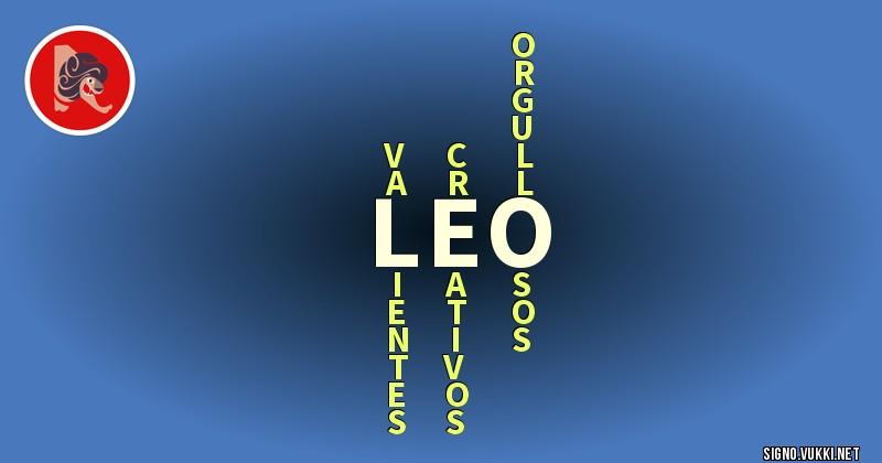 Leo - ¿Cómo eres según tu signo?