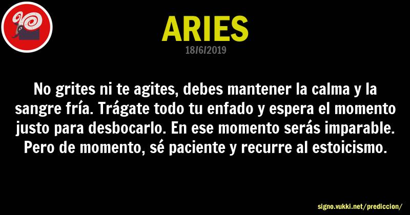 Predicción diaria de la Brujita para: Aries - Descubre la predicción del día para tu signo!