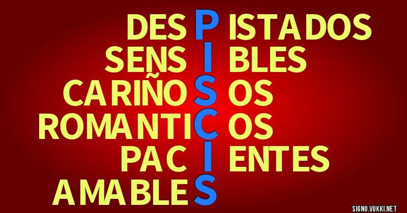 Piscis - El significado de tu signo